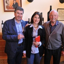WINE PROFESSIONALS FROM USA FALL IN LOVE WITH VIÑA PEDROSA WINES.