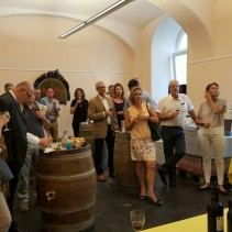 AUSTRIAN WINE LOVERS AMAZED AND CAPTIVATED BY VIÑA PEDROSA WINES.